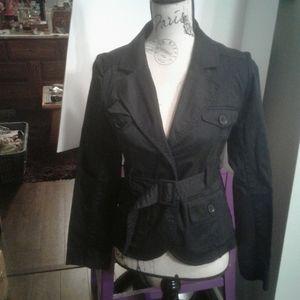 Makers of True OriginalsLadies black spring jacket